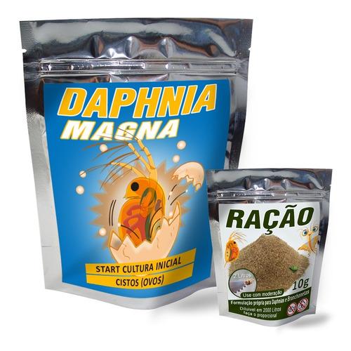 Start Daphnia Magna + Ração