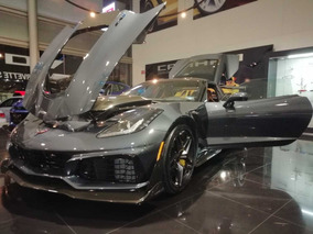 Chevrolet Corvette 6.2 V8 Zr1 Credito O Leasing Exclusivos!