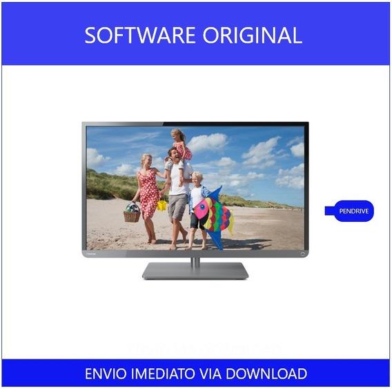 Atualização Software Tv Toshiba 32l2400 V1
