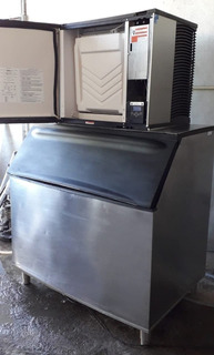 Maquina De Hielo Manitowoc Remota Modificada
