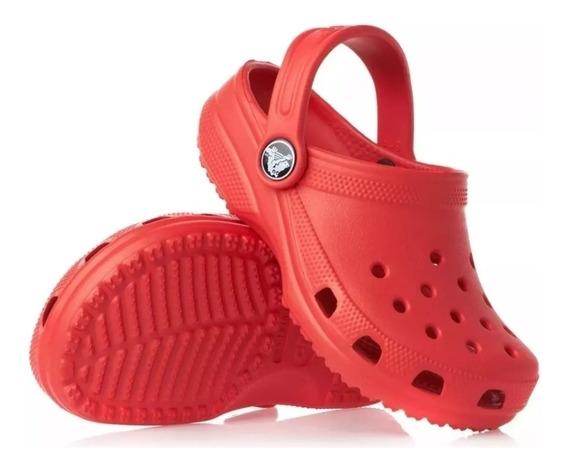 Crocs Suecos Originales Talle 39