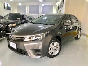 Toyota Corolla 1.8 Gli Upper 16v Flex 4p Aut