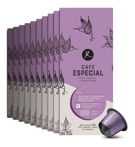 Imagem 1 de 1 de Pack Cápsulas Compatível Nespresso (100 Unids)