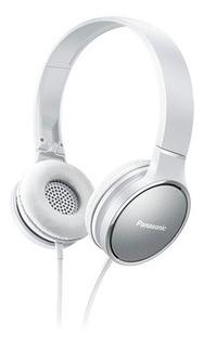 Auriculares Vincha Liviano Blanco Panasonic Rp-hf300e