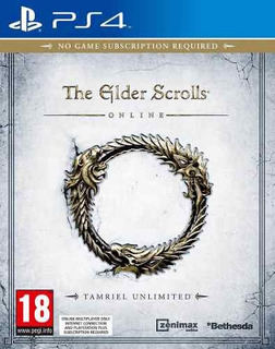 The Elder Scrolls Online - Juego Ps4 Fisico Sellado Htg2