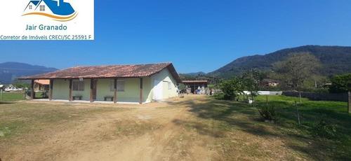 Ótimo Terreno Em Camboriú No Bairro Braço - Ch00009 - 68533972