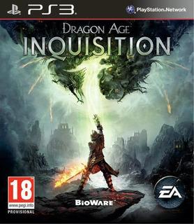 Dragon Age: Inquisition Ps3 Original Entrega Inmediata