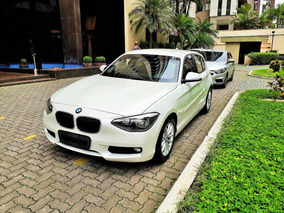 Bmw 116i 1.6 Aut. 5p 170hp 2014 Blindado