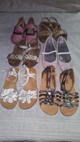 Set De Sandalias De Verano Niñas