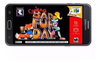 Conkers Bad Fur Day De Nintendo 64 Para Android