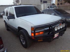 Chevrolet Grand Blazer Con Tapicería De Cuero 4p 4x4 - Autom