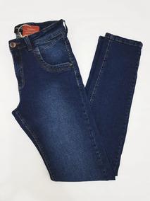 Calça Jeans Slim Fit Tetis Pactual