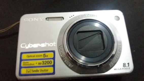 Câmera Digital Sony Cybershot 8.1 Mpx