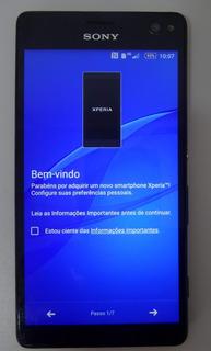 Celular Sony Xperia C4 Dual E5343