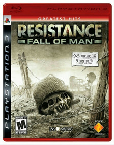 Resistance Fall Of Man - Midia Fisica Original Lacrado - Ps3