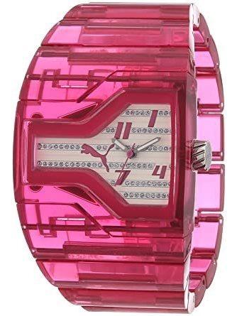 Relógio Feminino Puma Analógico Pu910642002 Multicolorido