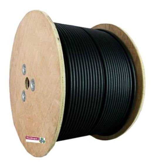Cable Solar Para Paneles Fotovoltai, Mxcsn-004, Calibre 10,