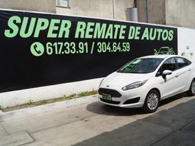 Ford Fiesta 1.6 S Sedan Mt Modelo 2015