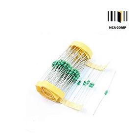 Kit C/ 10 Peças | Indutor Axial 10uh | Frete Grátis