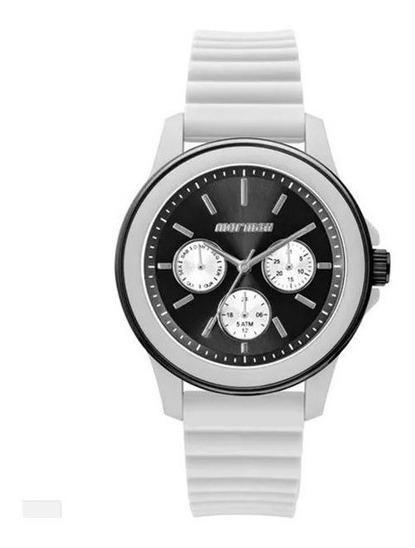 Relógio Mormaii 6p29ah/8p Branco