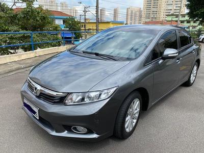 Honda Civic 2.0 2014 Lxr 2.0 2014/2014 Automático