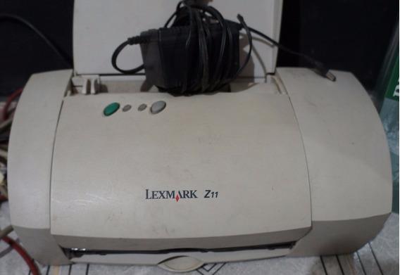Impressora Lexmark Z11 - Precisa De Reparo