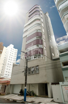 Apartamento 03 Dorm Mobiliado, 02 Vagas, Centro - Mc3-1764