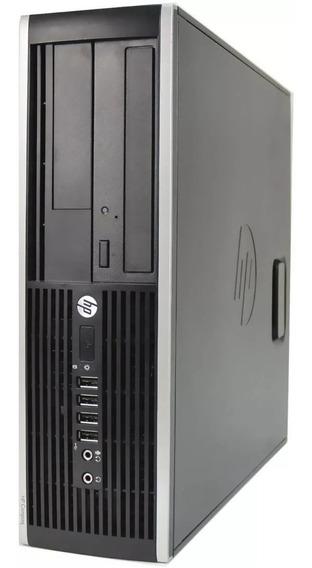 Cpu Desktop Hp 8100 Core I5 650 3.20ghz 4gb Dvd 500gb