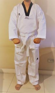 Dobok Pine Tree Taekwondo Sin Bordado Nuevo Logo Wt
