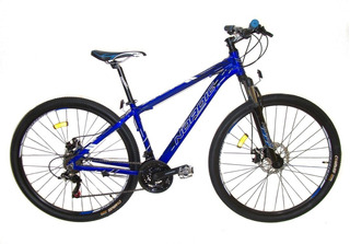 Bicicleta Nordic X 3.0 By Slp 21v R29 Alum. Freno Disco +led