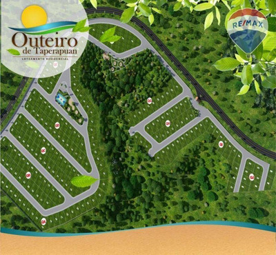 Terreno À Venda, 375 M² Por R$ 97.462 - Mundaí - Porto Seguro/ba - Te0399
