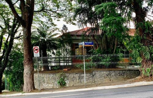 Casa Para Alugar, 507 M² Por R$ 13.000,00/mês - Morumbi - São Paulo/sp - Ca0139