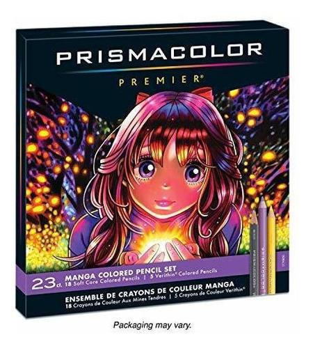 Prismacolor 1774800 Lapices De Colores De Primera Calidad, C