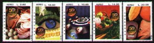 Honduras 2003 - Alimentos, Sanidad Agropecuaria