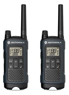 Handy Motorola T-460mc 56 Km Incl Usb Y Transformador X Par