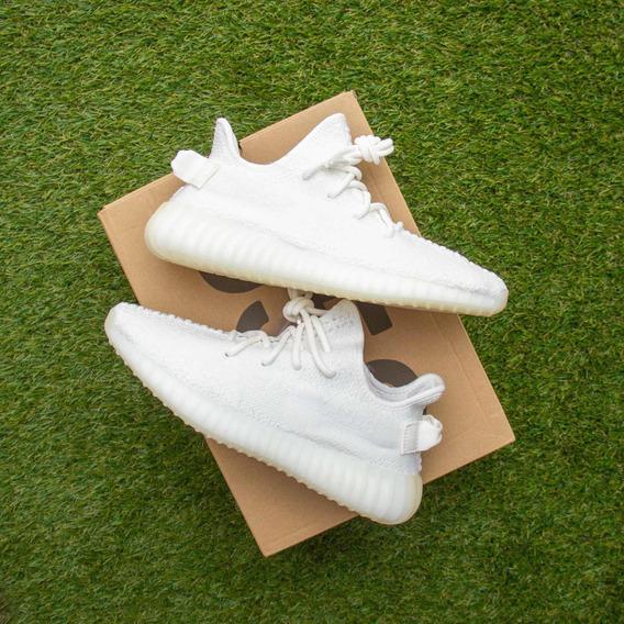 Yeezy Cream White