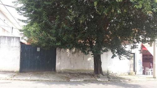 Imagem 1 de 3 de Terreno À Venda, 547 M² - Vila Formosa - São Paulo/sp - Te0268