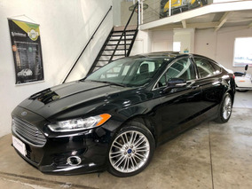 Ford Fusion 2.0 Titanium Awd 16v Gasolina 4p Aut C/teto