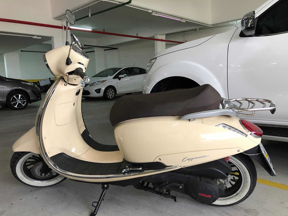Scooter Motorino Capuccino 2017