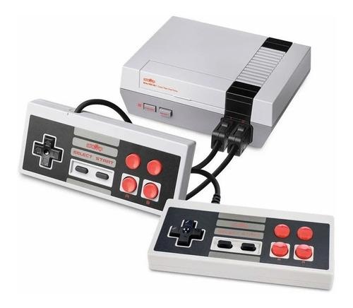 Consola Level Up Retro Nes AV gris