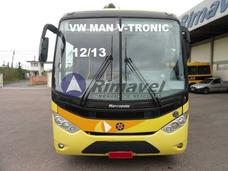 Ônibus Rod. 12/13 Vw 17230. Man V-tronic. Mp 48 Lug. C/ Ar.
