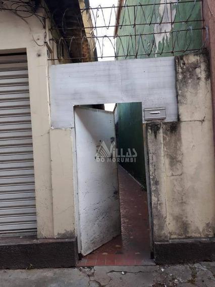 Casa Com 2 Dormitórios À Venda, 65 M² Por R$ 450.000 - Santo Amaro - São Paulo/sp - Ca0305