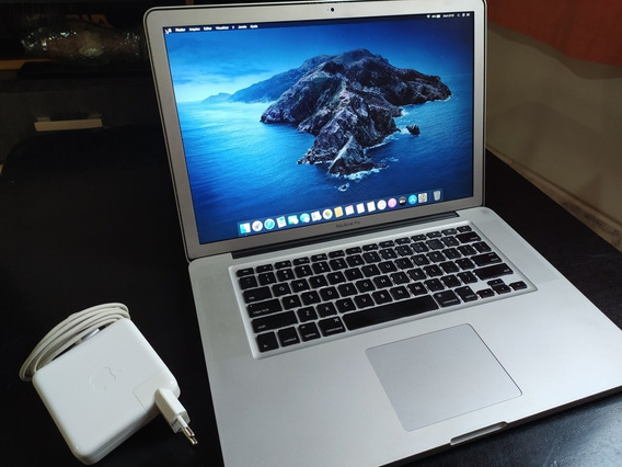 Macbook Pro 15 2011 A1286 Core I7 8gb 240gb Ssd