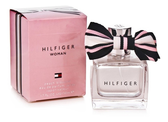 Tommy Hilfiger Woman Peach Blossom 50 Ml Eau De Parfum Spray