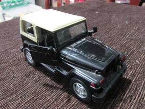 Miniatura Jeep Cj 7 Escala 1/32 Raríssima.
