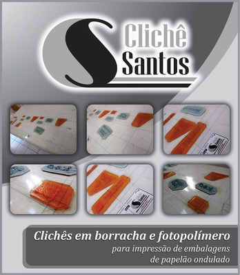 Clichês Para Embalagens De Papelão Ondulado