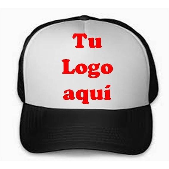 Gorras Personalizada Trucker Sublimada (6) Piezas