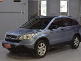 Honda Cr-v Lx 2.4 Nafta Caja Automatica 2008 Color Gris