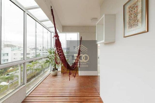 Imagem 1 de 19 de Apartamento Com 4 Dormitórios À Venda, 310 M² Por R$ 1.274.000,00 - Jurerê Internacional - Florianópolis/sc - Ap2006