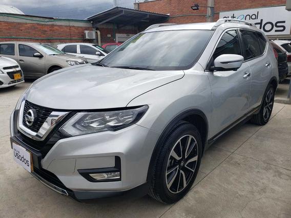 Nissan X-trail Exclusive 2.5 4x4 Aut 5p 7 Pas 2019 Dry364